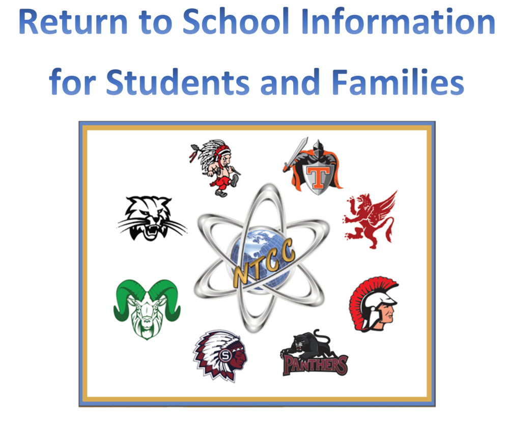 Return to School Information for Students and Families